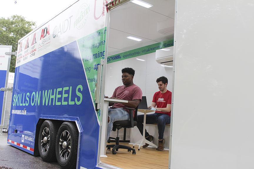 Interior Skills On Wheels