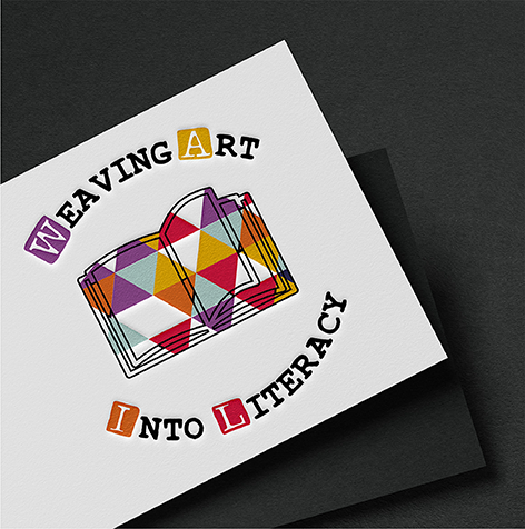 Weaving Art Into Literacy Project